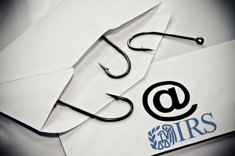 Dont Fall Victim To An Irs Phishing Scam Advantage Technology
