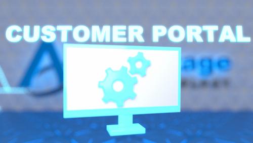 Advantage Technology Customer Portal