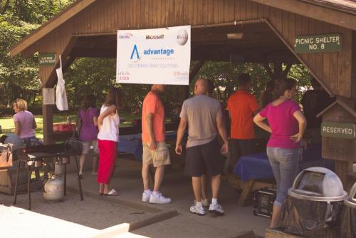 Advantage Technology Company Picnic