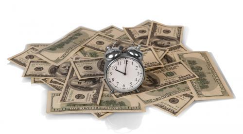 Money and Clock