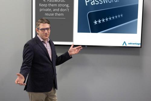 Chris May's Cybersecurity Employee Training