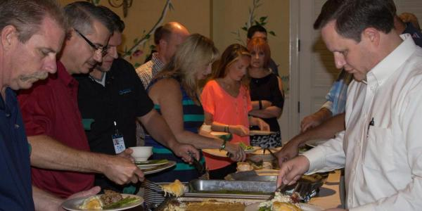 August 2015 Advantage Lunch