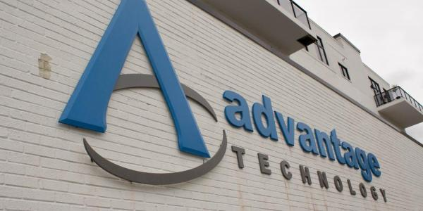 Advantage Technology Sign