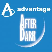 Advantage Afer Dark Logo
