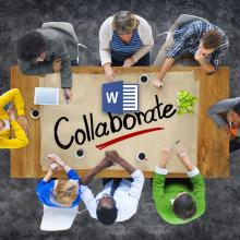 Collaborate with Microsoft Word
