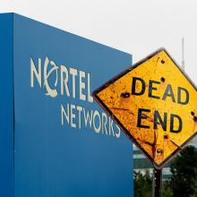 Nortel Dead End
